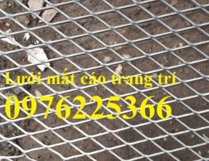Lưới trám 10x20, 15x30, 20x40, 30x60, 45x90 khổ 1m, 1,2m