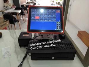 Bán máy tính tiền cảm ứng chuyên dùng cho quán cafe
