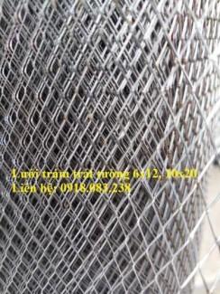 Lưới trám trát tường chống thấm 6x12, 10x20 - niềm tin của mọi công trình