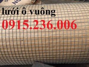 Lưới chát tường ô 5x5 khổ 1mx25m/1 cuộn