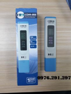 Bút đo EC và TDS trong nước và dung dịch Com80 - HMDigital Mỹ