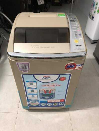 Máy Giặt Sanyo 9kg ASW-DQ900HT