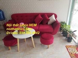 Sopha, salong, sofa màu đỏ | Sofa màu đỏ đô | Sofa màu đỏ tươi | Nội thất Linco HCM Hồ Chí Minh Sài Gòn Tphcm quận gò vấp, 1 2 3 4 5 6 7 cần giờ bình chánh