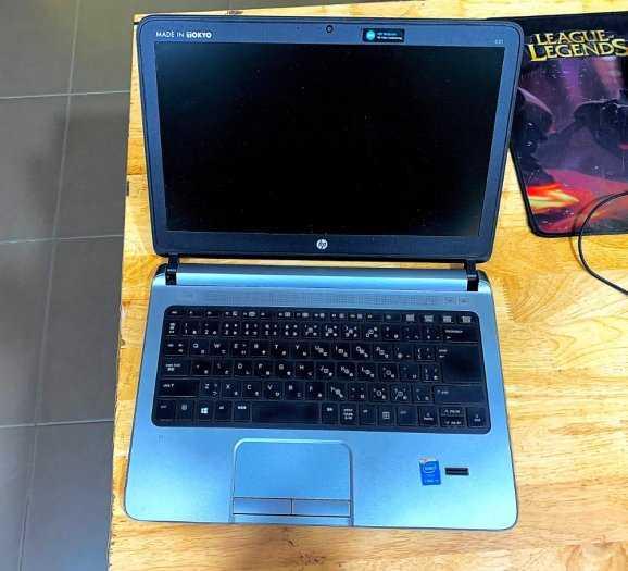 Laptop HP Probook 430-G1 Core i5-4200U Ram 4GB SSD 120GB VGA ON Máy Vỏ Nhôm Đẹp