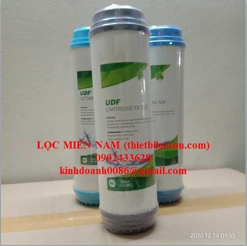 Lõi lọc than hoạt tính dạng hạt chuyên dùng cho lọc nước