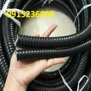 Ống lõi thép bọc nhựa, ống luồn dây điện, ống luồn dây cáp mới 100%
