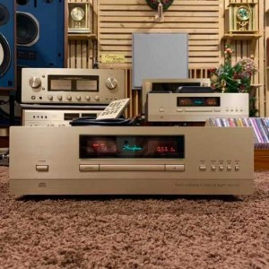 CD Accuphase DP-510