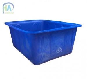 Thùng nhựa nuôi cá 200l chất lượng giá rẻ tận nhà máy