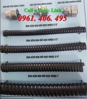 Bảng giá ống ruột gà, ống luồn dây điện, sun sắt