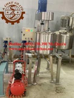 Máy khuấy sơn công nghiệp
