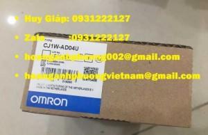 CJ1W-AD04U plc omron giá tốt