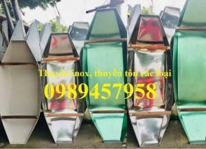 Sản xuất Thuyền inox chèo tay chở 2 người, Thuyền Inox giá rẻ