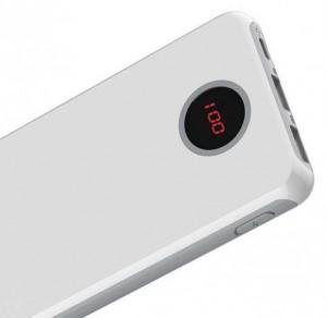 Pin dự phòng Romoss Horus HO10 10000mAh có màn hình LCD