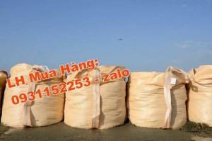 Bao jumbo, bao tải cẩu, bồ chứa lúa, bao 1 tấn cho bà con nông dân.