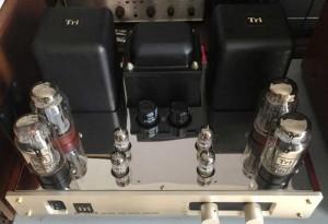 Ampli đèn TRIODE model TRI VP-140s