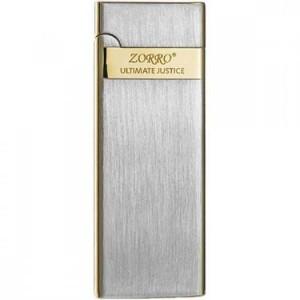 Bật lửa gas đá siêu mỏng Zorro Z636