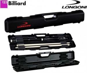 [SIÊU THỊ BIDA - Phụ Kiện Bida] Bao đựng cơ Longoni ABS 1 gốc 2 ngọn