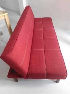 Ghế sofa mặt nỉ giá rẻ nhất HGH112