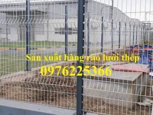 Hàng rào lưới thép D5 a100x200, D4 a80x150, D5 A75x200, D4 a50x200