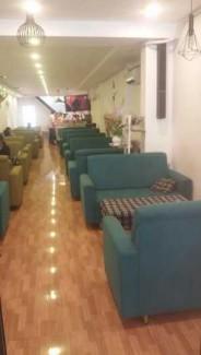 Ghế sofa quán ăn sang trọng, hiện đại Hồng Gia Hân 131