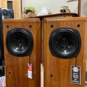 Loa TANNOY D-300 Amrican cherry