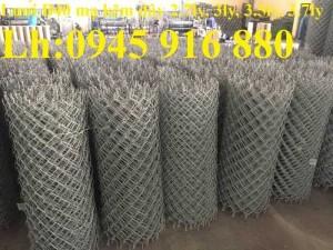 Lưới thép hàng rào B40 mạ kẽm dây 2.7ly, 3ly, 3.5ly ô lưới 50x50, 60x60, 70x70 khổ 1m, 1m2, 1m5, 1m8, 2m hàng có sẵn