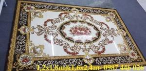 Gạch thảm, gạch lát sàn phòng khách khổ lớn HP1785