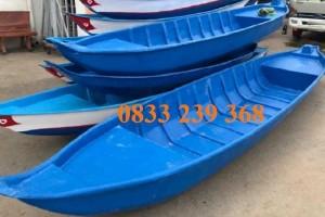 Thuyền/Cano chở 3-5 người giá rẻ, Xuồng lường vỏ, Võ Lãi giá tốt (kèm áo phao cứu sinh)