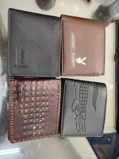 Ví da nam hàng xuất  khẩu thanh lý kho ví da giá sỉ từ 100 chiếc