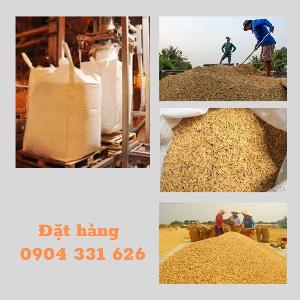 Bao Jumbo 1 tấn đựng lúa gạo