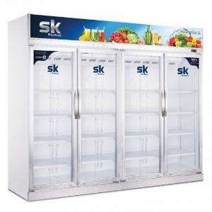 Tủ Mát SK Sumikura SKSC-2100FC4 2000 Lít Dàn Đồng 4 Cửa Không Đóng Tuyết
