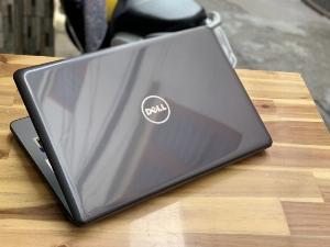 Laptop Dell Inspiron 5567, i5 7200U SSD256 Vga rời AMD R7 M445 Đèn phím Full HD Đẹa