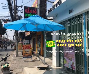 Dù lệch tâm giá xưởng Nội Thất Nguyễn Hoàng Sài Gòn