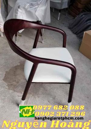Ghế gỗ Nệm Navas Nội Thất Nguyễn Hoàng Sài Gòn