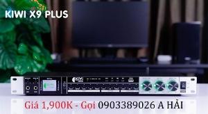 Vang số Kiwi Audio X9 Plus hàng chính hãng Việt Nam 100%