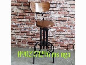 Ghế bar cao cấp đủ màu Nội Thất Nguyễn Hoàng Sài Gòn