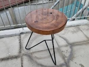 Ghế đẩu nhỏ mặt tròn 30cm