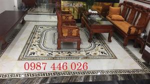Gạch thảm vuông 2m4X2m4  HP2474