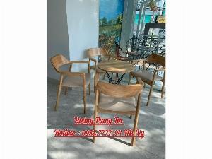 Ghế gỗ hinosima giá rẻ hàng mới ghế cafe