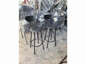 Ghế bar cafe giá rẻ ghế bar gỗ nệm