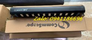 Thanh quản lý cáp ngang COMMSCOPE/ AMP chuẩn 19  MÃ 1427632-1 dùng cho tủ rack