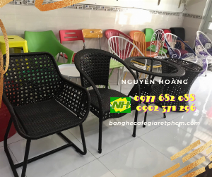 Mua Bàn Ghế cafe Nội Thất Nguyễn Hoàng Sài Gòn