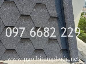 Ngói bitum phủ đá tại Hà Nội, nơi cung cấp ngói bitum phủ đá uy tín, chất lượng