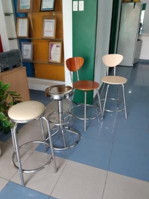 Ghế inox dùng cho phòng thí nghiệm, phòng sạch
