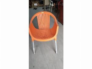Ghế nhựa trân nhôm giá sỉ tại xưởng sản