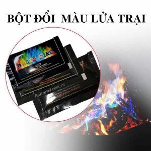 Set 5 gói bột tạo lửa màu Magic fire