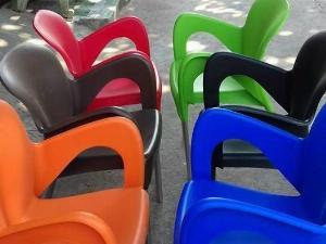 Ghế nhựa nữ hoàng chân inox giá sỉ tại x