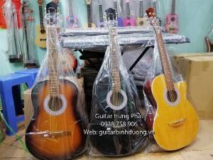 Đàn guitar giá rẻ tại nhạc cụ hưng phát tỉnh bình dương