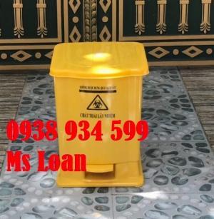 Thùng đựng rác 15 lít,thùng rác y tế 15 lít,thùng rác y tế dùng trong bệnh viện