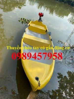Thuyền câu cá cho 3 người, Thuyền du lịch, Thuyền cano